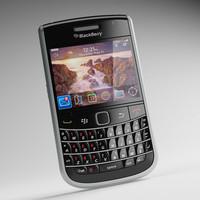 3d blackberry bold 9650