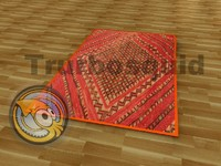 traditionnal carpet berber d model