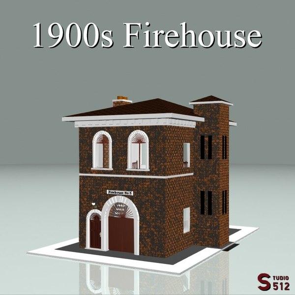 lightwave 1900 s firehouse