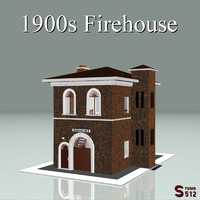 1900s Firehouse