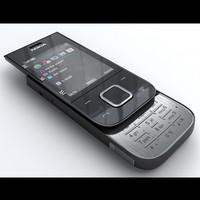 nokia 5330 mobile tv 3d max