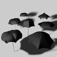 3d 3ds strange umbrellas