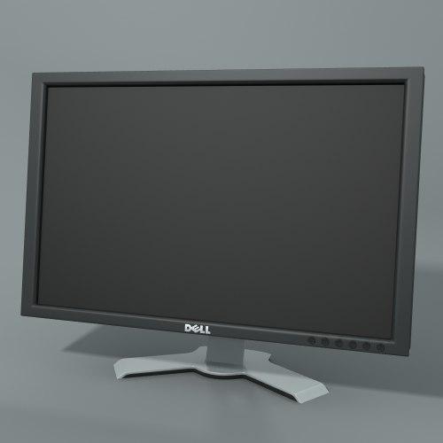 maya 24 dell screen