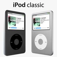 iPod Classic Black & White