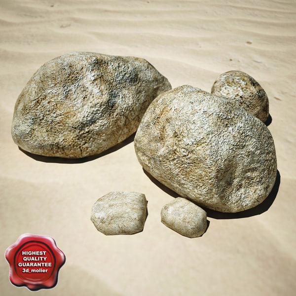 stones v11 3d model