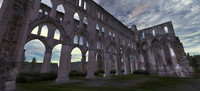 Abbey in Ruins(1)