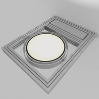 light aixlight kardaframe wall 3d model