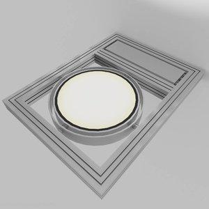 light aixlight kardaframe wall 3d model
