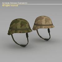 3d 3ds generic helmet
