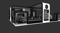 Adco exhibition stand design ADCO
