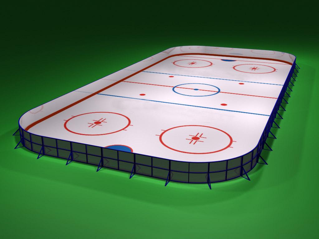 icehockey rink max