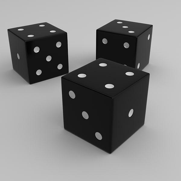 cube 3d model