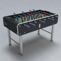table ball 3d model