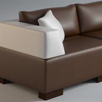 3d max sofa interior