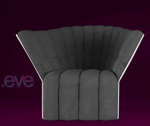 max moel armchair