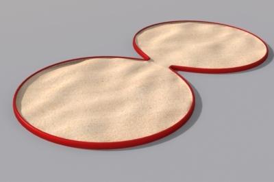 sandbox sand 3ds
