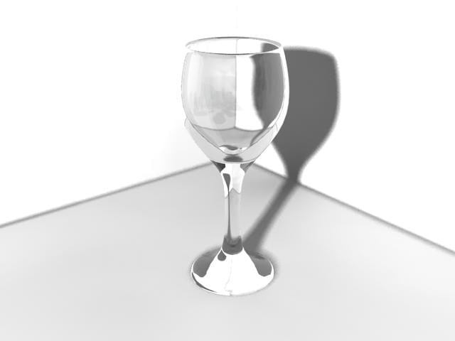 white wine glass max