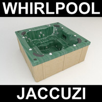 3d pool whirlpool model
