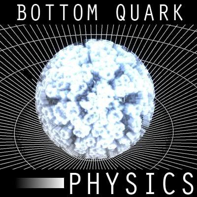 3d quark sub atomic