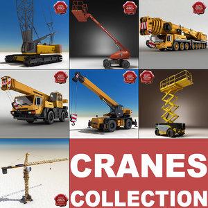 cranes v2 obj