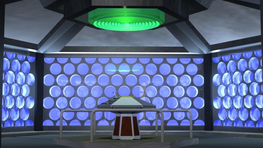 ma science fiction room communication