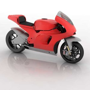 ducati desmosedici gp10 3d model