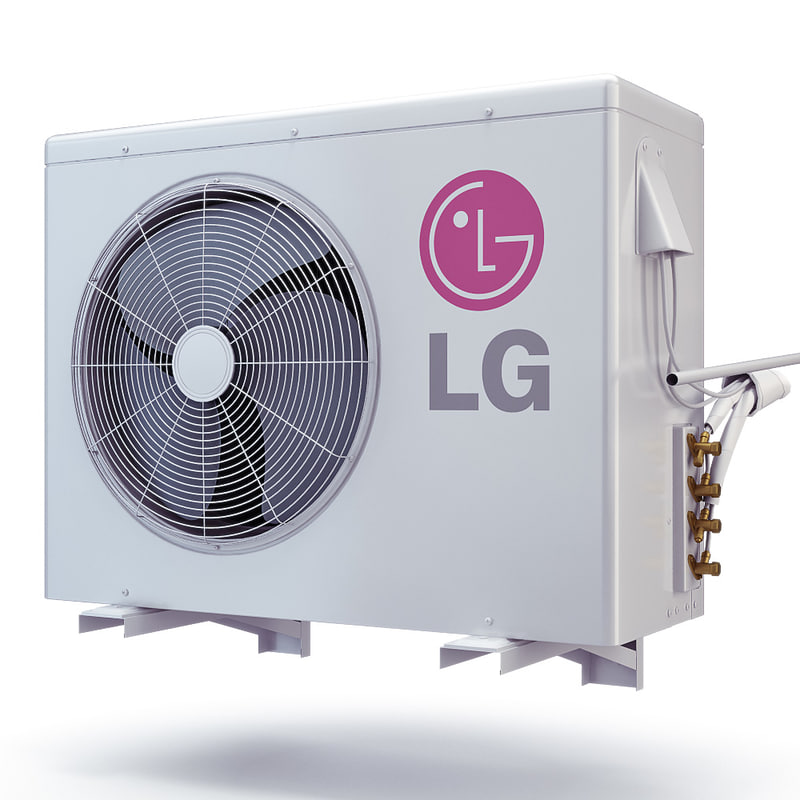 3d max air conditioner lg lmu185hv