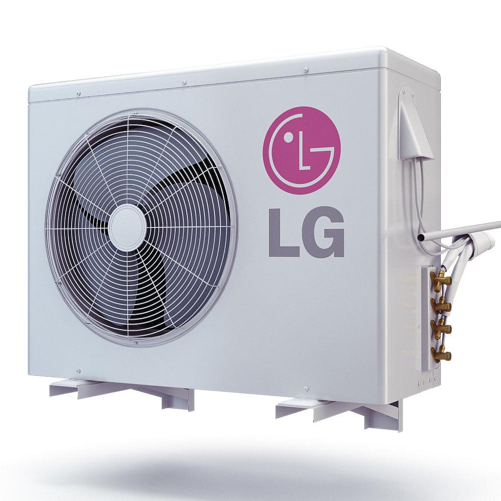 3d max air conditioner lg lmu185hv
