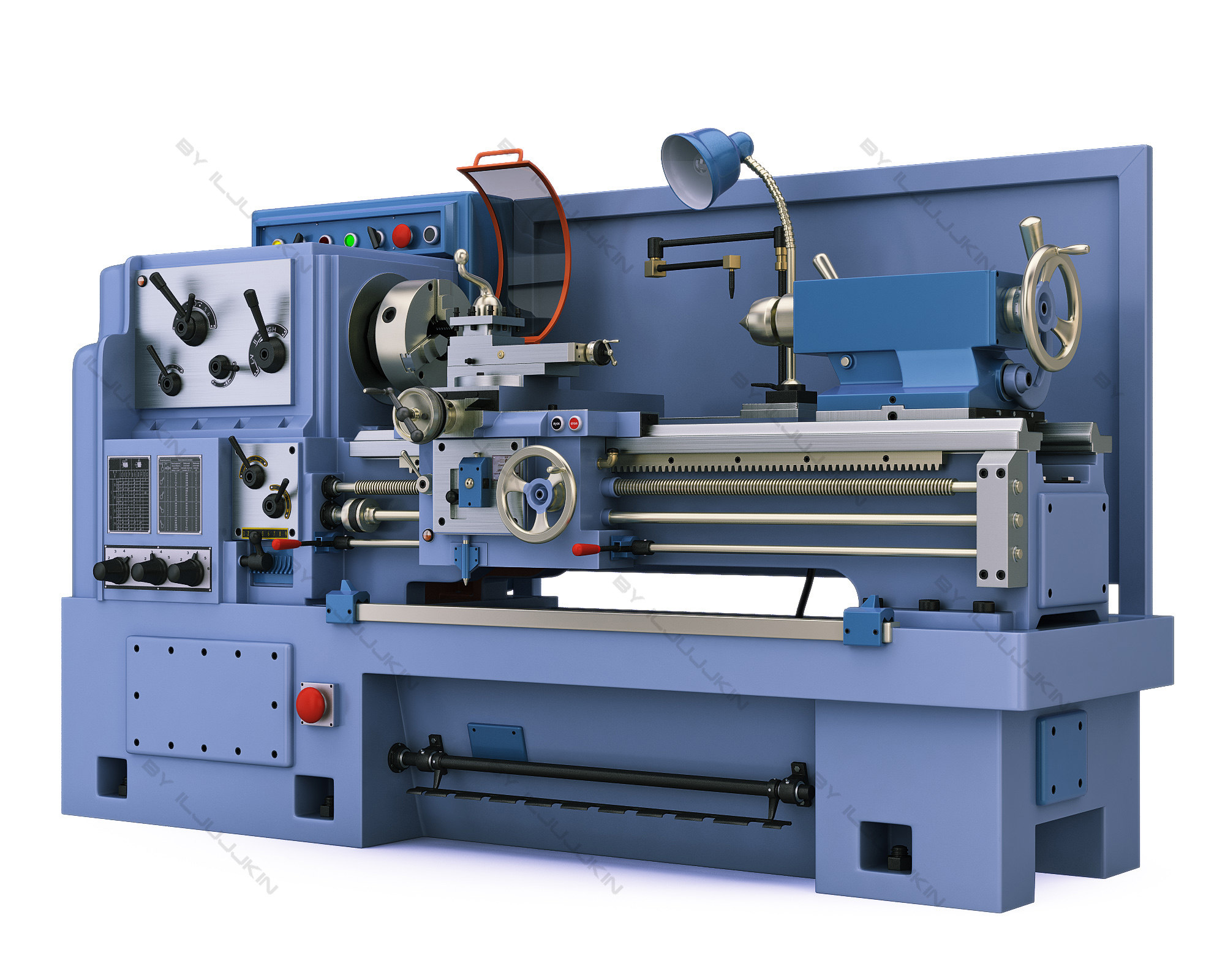 lathe machine Okuma's broad range of lathes offers a variety of bore sizes, bed lengths and optional features this variety allows us to create custom lathe solutions capable of.