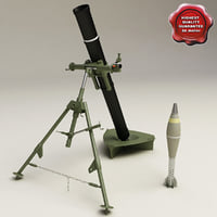 US Mortar 120mm Collection