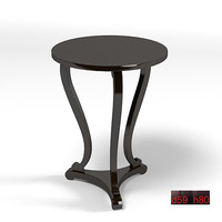 casali classic contemporary modern table coffee side round
