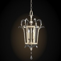fine art lamps chandelier pendant  705440 lantern classic