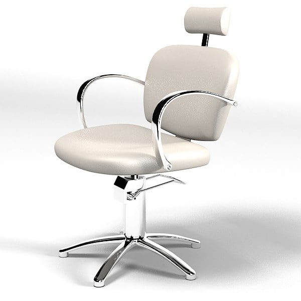 Beauty Chair maletti tilting styling