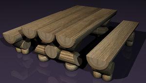table 3d ma