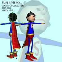 Stuper Man Hero
