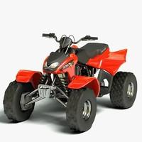 Honda TRX 450R