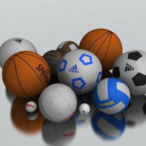 free max mode sports balls