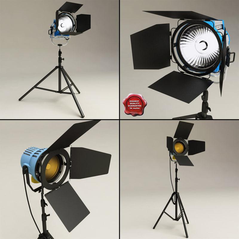 3dsmax studio lights
