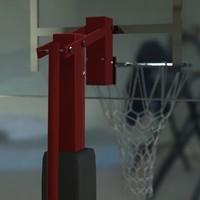 basket ball basketball 3d 3ds
