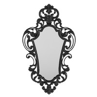 christopher guy rococo mirror classic classical 50-1006 carved carving