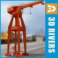 max hammerhead harbor crane