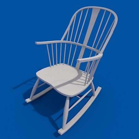 maya rocking chair