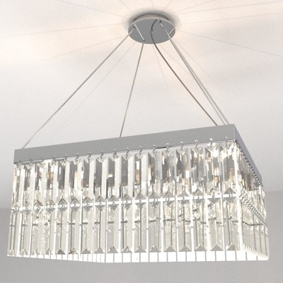 max contemporary chandelier light