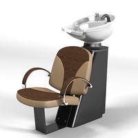 niagara monalux  beauty hairdresser barber`s salon washer backwash chair bowl