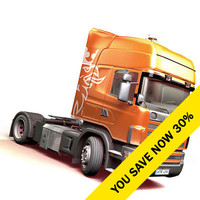 Scania R420 & Semi-Trailers PACK