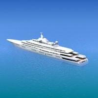 Ship Yacht 07