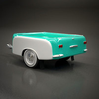 3d max trailer retro