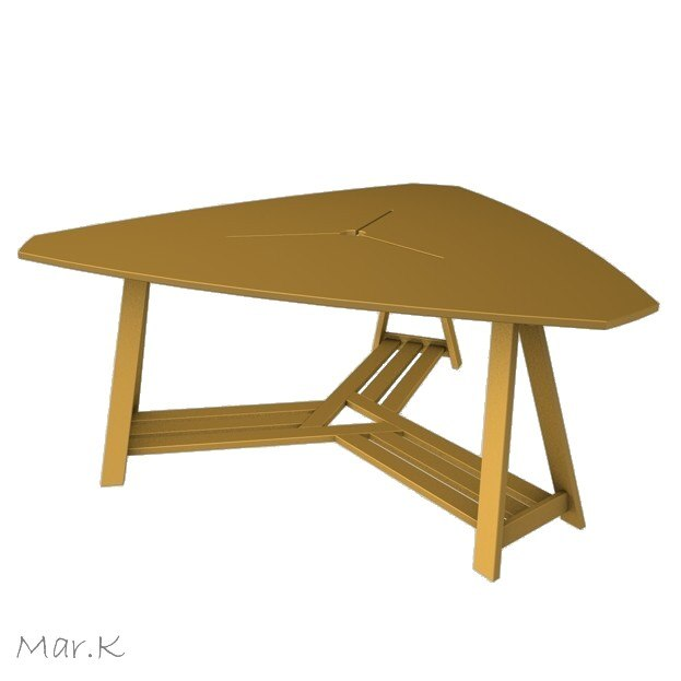 3ds max meeting table