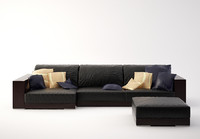 Baxter Budapest Sofa