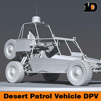 Desert Patrol Vehicle DPV